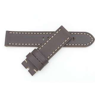 Calf 24 mm watch strap