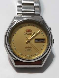ORIENT CRYSTAL AUTOMATIC WATCH