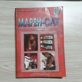 MAPEH-CAT IV