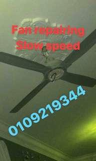 fan speed problum