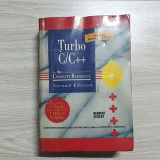 Turbo C/C++ The Complete Reference 2 second edition