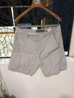 Giordano Khaki-Grey Shorts