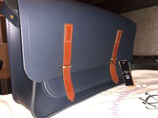 全新Cambridge Satchel 8折