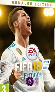 Looking for Fifa 18 Xbox One