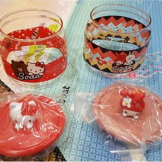 7 eleven containers hello kitty melody