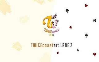 [PRE-ORDER] TWICE - TWICECOASTER LANE 2