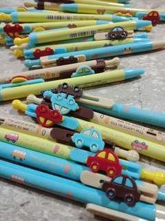 Cars Blue pen