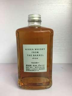 日本威士忌 NIKKA 500ml