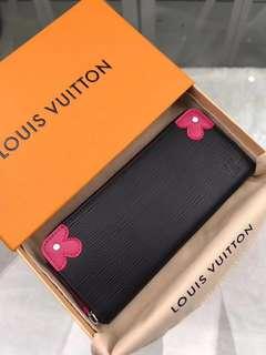 Lv clemence epi wallet