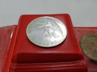 1972 eagle coin