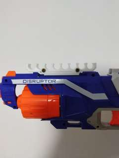 NERF TACTICAL RAIL DART STORAGE