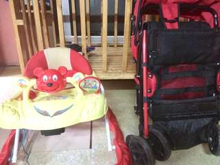 HK Stroller&walker (take all)