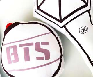 BTS / EXO/ Wanna One/ Got 7 LightStick Pillow 40cm