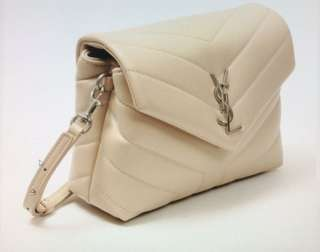 YSL loulou toy quilted leather body bag