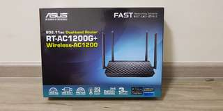 ASUS RT-AC1200G+ Router (AC1200)