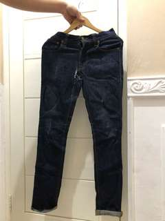 Nudie Jeans - Thin Finn Size 28