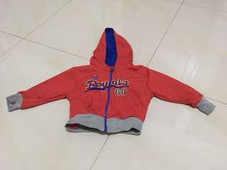 Preloved jaket bayi 12m