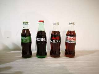 Coca-cola collection from travel
