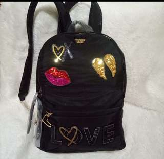 Victorias secret back pack