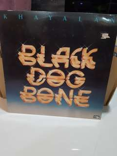 Bdb black dog bone khayalan vinyl lp