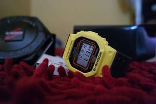 G-Shock Dw-5600TB (Special Colours)
