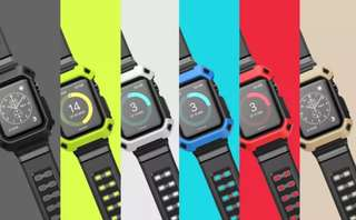 Apple Watch 42mm SUPCASE Unicorn Beetle Pro 手錶保護殼含錶帶