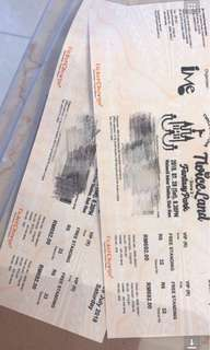 twice wonderland 2 ticket