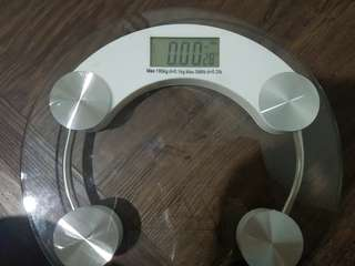 Electronic Weighing Scale (Uses CR2032 Battery)