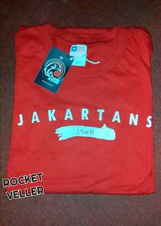 Kaos JAKARTANS BY NEW STATES APPAREL