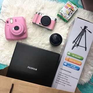 Fujifilm x-a10 Pink