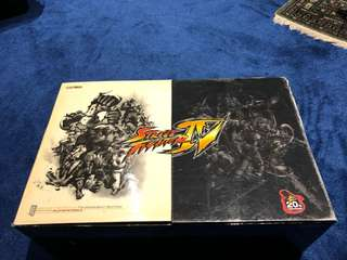 Limited Edition PS3 Street Fighter Joypad