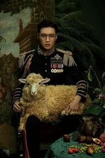 [WTB] PRELOVED LAY - SHEEP ALBUM