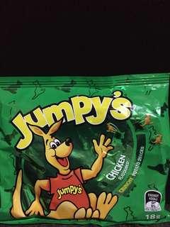 🚚 澳洲必買 袋鼠3D餅乾 原味/雞汁/酸醋 三入