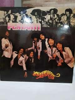 Alleycats penyanyi vinyl lp