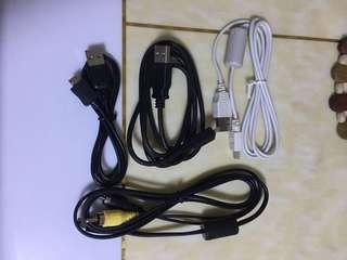 電話線 phone line/adopter/charger