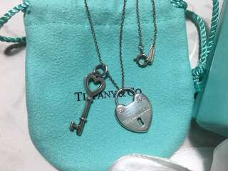 Tiffany Necklace & Charms