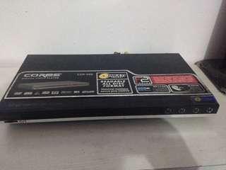 DVD-VCD player