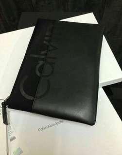 Calvin Klein clutch Authentic