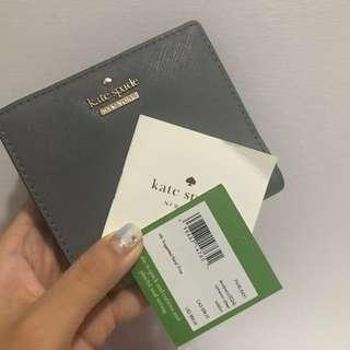 Kate Spade Wallet 灰色 90%new