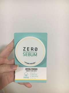 BRAND NEW Etude House Zero Sebum