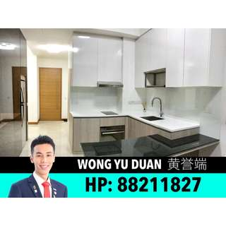 1-bedder unit for rent @ Woodhaven!
