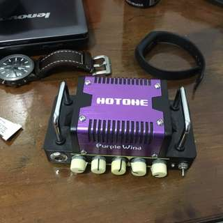 Hotone Nano Legacy Purple Wind Mini Amp Head