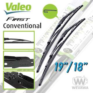 Valeo First Conventional Wipers for Saga Iswara