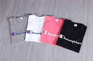 Champion Tee in 4 colors