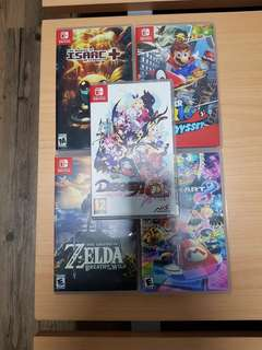 Nintendo Switch Games for sale
