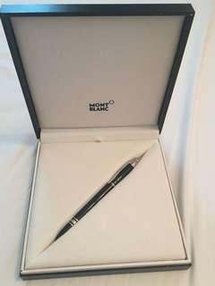BN Mont Blanc StarWalker Platinum Fineliner Pen