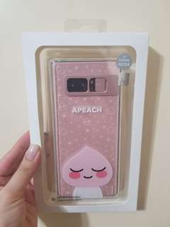 Kakao Friends Note 8 Apeach Phone Case