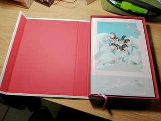 ❤Seventeen First Album 'LOVE & LETTER'「LOVE版」❤