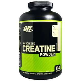 In Stock Optimum Nutrition, Micronized Creatine Powder, Unflavored, 1.32 lb (600 g)