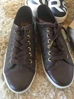 Brand New Michael Kors Monogram Sneakers